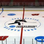 Ice Arena Painting: NCAA-2008