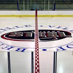 Ice Arena Painting: Bensenville